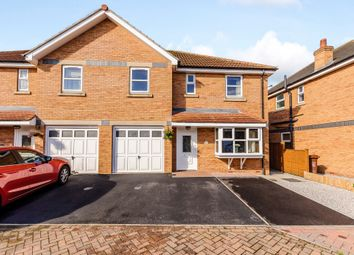 Thumbnail 4 bed semi-detached house for sale in Thamesbrook, Sutton-On-Hull, Hull