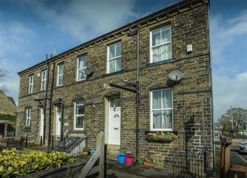 Thumbnail 3 bed end terrace house for sale in Mill Street, Cullingworth, West Yorkshire