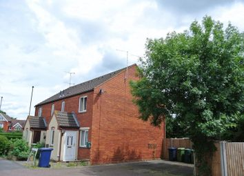 Thumbnail 1 bed terraced house for sale in Calendula Court, Vervain Close, Churchdown, Gloucester