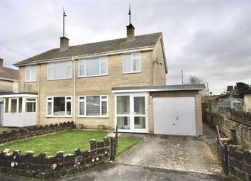 Thumbnail 3 bed semi-detached house for sale in Westbrook Close, Chippenham, Wiltshire
