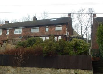 Thumbnail 3 bed end terrace house for sale in Grove Crescent, Luddendenfoot, Halifax