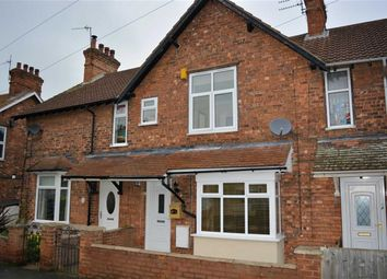 Thumbnail 2 bedroom terraced house for sale in Olympia Crescent, Selby