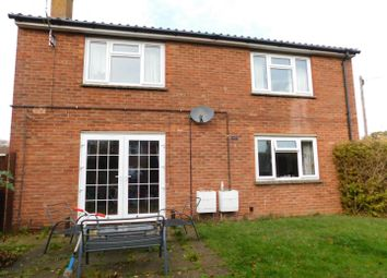 Thumbnail 2 bed flat for sale in Trinity Walk, Stowupland, Stowmarket