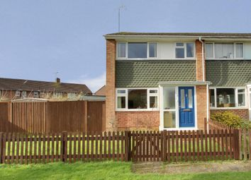 Thumbnail 3 bedroom end terrace house for sale in Poole Close, Tilehurst, Reading