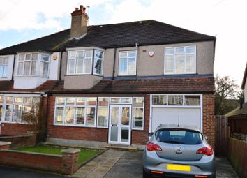 Thumbnail 5 bedroom semi-detached house for sale in Colborne Way, Worcester Park
