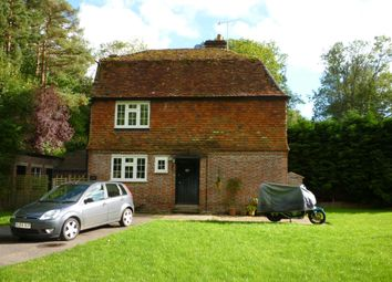 Thumbnail 4 bed country house to rent in Hill Hoath Road, Chiddingstone, Edenbridge