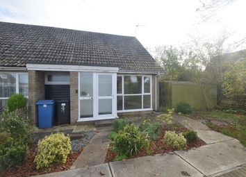 Thumbnail 1 bed terraced bungalow to rent in The Causeway, Hitcham, Ipswich