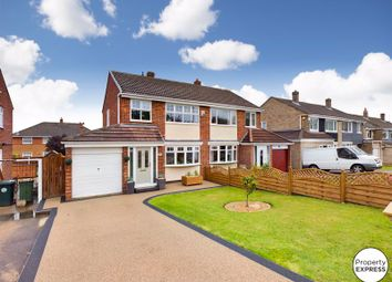 Thumbnail 3 bed semi-detached house for sale in Bexley Drive, Normanby