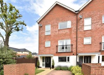 Thumbnail 5 bed semi-detached house for sale in Shaw Close, Staines-Upon-Thames, Surrey