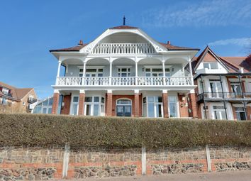 Thumbnail 2 bed flat for sale in The Leas, Westcliff-On-Sea, Essex