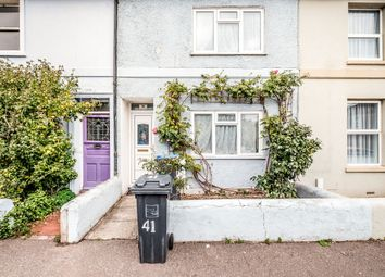 Thumbnail 3 bed terraced house for sale in Newland Road, Broadwater, Worthing