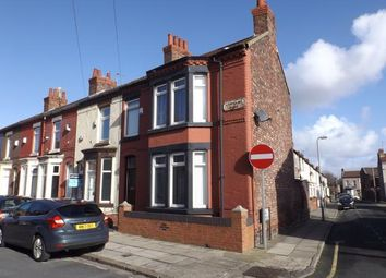 Thumbnail 3 bed end terrace house for sale in Lynholme Road, Anfield, Liverpool, Merseyside