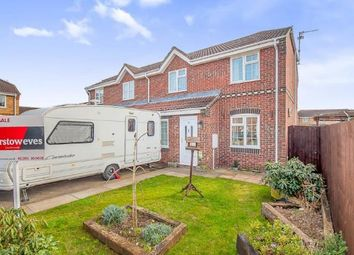 Thumbnail 3 bed semi-detached house for sale in Whittle Close, Boston, Lincolnshire, England