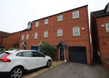 Thumbnail 4 bed end terrace house for sale in Sherwood Road, Harworth, Doncaster, Nottinghamshire