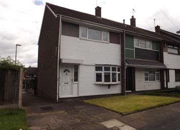 Thumbnail 2 bed town house for sale in Saturn Road, Middleport, Stoke-On-Trent