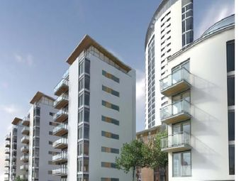 Thumbnail 1 bedroom flat to rent in Meridian Wharf, Maritime Quarter, Swansea, West Glamorgan
