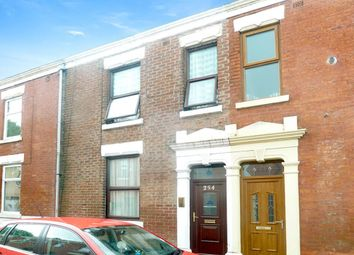 Thumbnail 3 bed terraced house for sale in Selborne Street, Preston, Lancashire