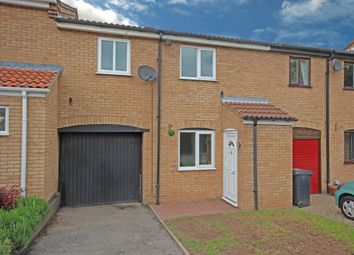 Thumbnail 2 bed terraced house for sale in Chiltern Avenue, Shepshed, Loughborough