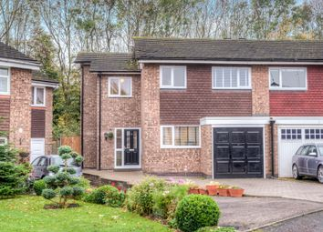 Thumbnail 4 bed semi-detached house for sale in Broadwas Close, Church Hill, Redditch