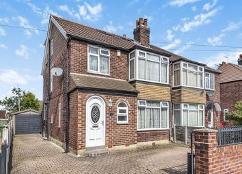 Thumbnail 5 bed semi-detached house for sale in Carr Manor Grove, Leeds
