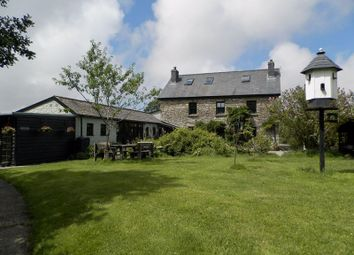 Thumbnail 23 bed detached house for sale in Tanygroes, Cardigan