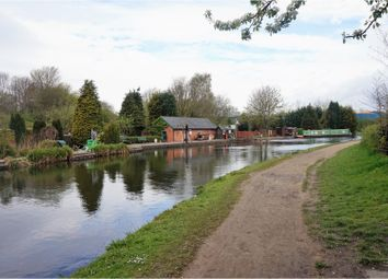 Thumbnail 2 bedroom flat for sale in Quayside Walk, Dudley