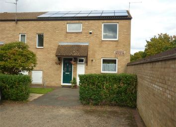 Thumbnail 3 bed end terrace house for sale in Clayton, Orton Goldhay, Peterborough, Cambridgeshire