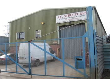 Thumbnail Warehouse for sale in Ferry Lane North, Rainham
