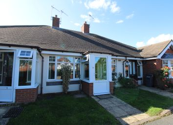 Thumbnail 2 bed terraced bungalow for sale in Charlotte Gardens, Shirley, Solihull