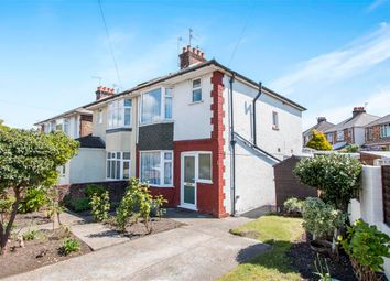 Thumbnail 3 bedroom semi-detached house for sale in Dunstans Lane, Parkstone, Poole