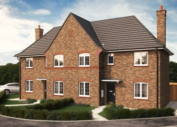"""Thumbnail 3 bed end terrace house for sale in """"The Shelton B"""" at Park Crescent, Stewartby, Bedford"""