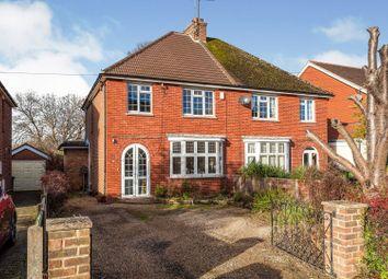 3 bed semi-detached house for sale in Hillside, Horsham RH12
