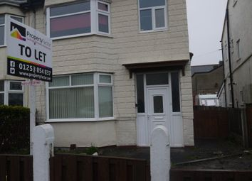 Thumbnail Studio to rent in Coronation Road, Thornton-Cleveleys