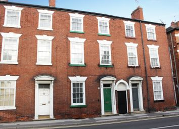 Thumbnail 3 bed terraced house for sale in Park Street, Worksop, Nottinghamshire