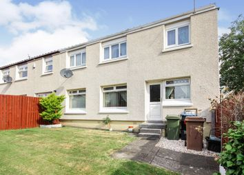 Thumbnail 3 bed end terrace house for sale in Canmore Place, Stewarton, Kilmarnock