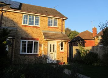 Thumbnail 3 bedroom end terrace house to rent in Britannia Gardens, Hedge End, Southampton