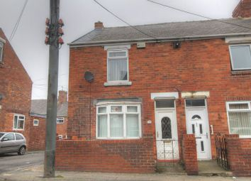 Thumbnail 2 bed terraced house to rent in Gill Crescent North, Houghton Le Spring