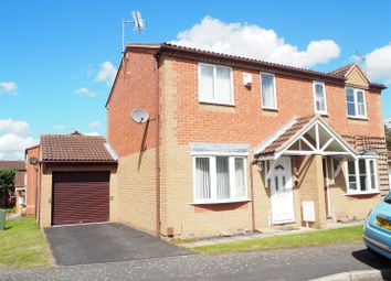 Thumbnail 2 bed semi-detached house for sale in Walters Close, Farndon, Newark