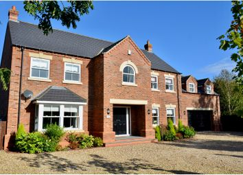 Thumbnail 7 bed detached house for sale in Church Lane, Tetney