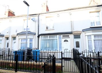 Thumbnail 2 bed terraced house for sale in Eastern Villas, Hull, City Of Kingston Upon Hull