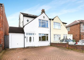 Thumbnail 4 bedroom semi-detached house for sale in Leysdown Road, London