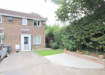 Thumbnail 2 bed end terrace house for sale in The Chesters, Westlea, Swindon