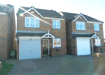 Thumbnail 3 bed detached house for sale in Coppice Road, Coseley, Bilston