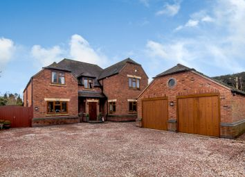 Thumbnail 5 bed detached house for sale in Falmouth Drive, Hinckley, Leicestershire