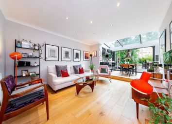 Thumbnail 3 bedroom flat for sale in Broadhurst Gardens, South Hampstead, London