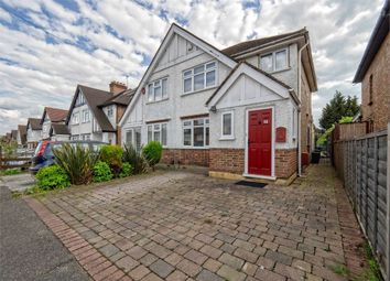 Thumbnail 3 bedroom semi-detached house for sale in Misbourne Road, Uxbridge, Greater London