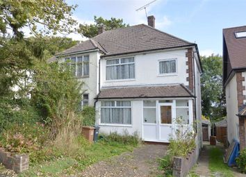 Thumbnail Semi-detached house for sale in Chipstead Way, Banstead, Surrey