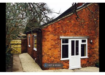 Thumbnail 1 bed bungalow to rent in Wolseley Road, Rugeley