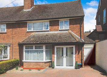 Thumbnail 4 bed semi-detached house for sale in Sheepcot Lane, Leavesden, Watford
