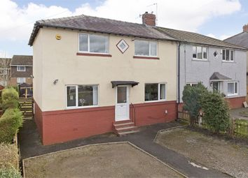 Thumbnail 3 bed semi-detached house for sale in 38 Colbert Avenue, Ilkley, West Yorkshire